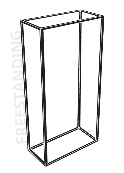 Freestanding Fixture