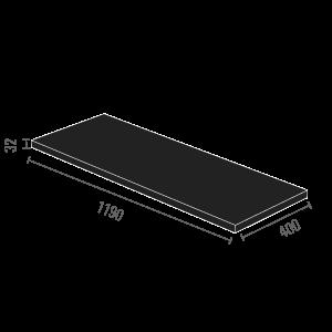 Shelf-400mm